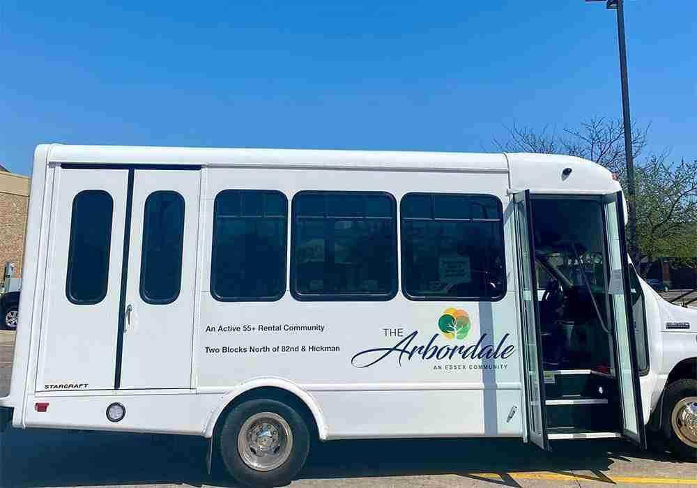 the arbordale van